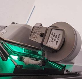 digitalización de rollos de microfilmación