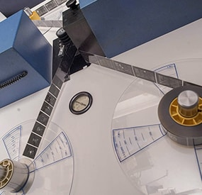 duplicado de rollos en proceso de microfilmación