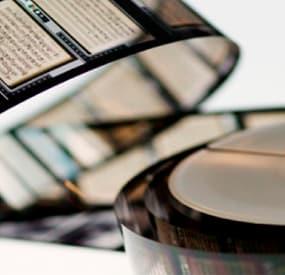 microfilmación 16 y 35 mm