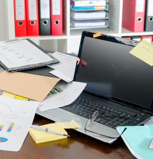 Características de la gestión documental